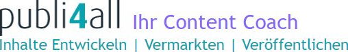 publi logo - Vermarkten