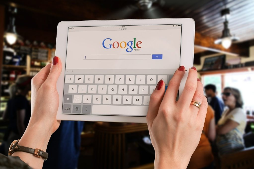 Google Recherche Schlagwörter Thomas Hoffmann Content Coach