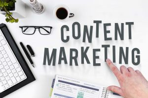 content marketing 300x200 - Vermarkten