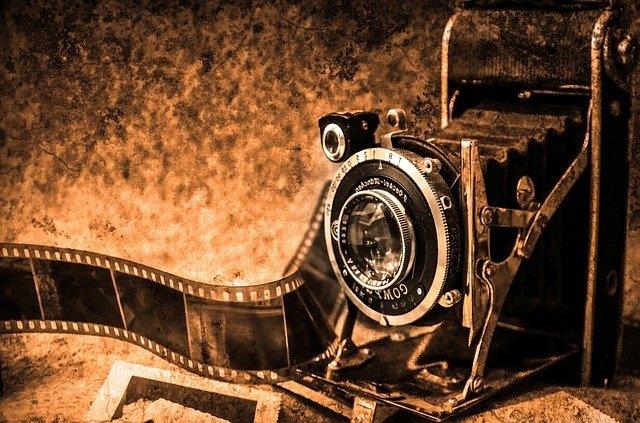 Geschichten Kamera - Gute Geschichten in 5 Schritten